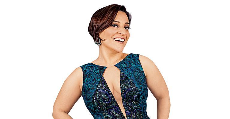 Simone Gutierrez tratou um problema na tireoide, aprendeu a se alimentar do jeito certo    e perdeu 25 kg em 8 meses