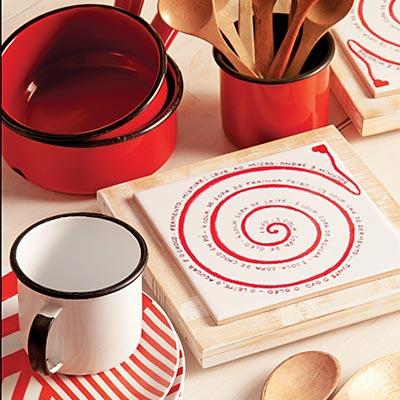 Sobraram peças de cerâmica na última reforma? Aprenda a utilizá-las em ideias funcionais e supercharmosas. A decoração é exclusiva!