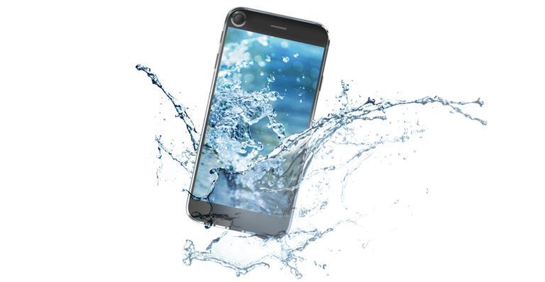Pode ou não pode molhar o celular?
