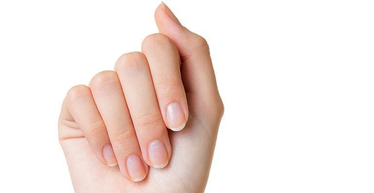 Roer as unhas? Nunca mais!