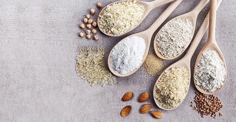 19 farinhas nutritivas e saborosas