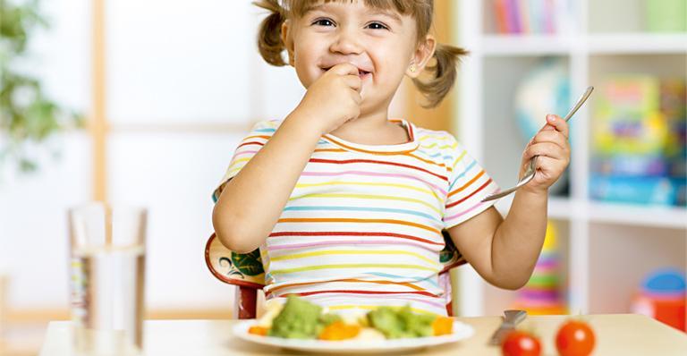 Seu filho vai comer muito melhor!