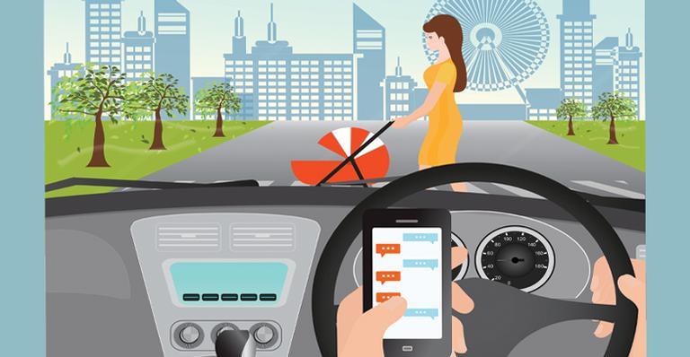Celular e direção: por que evitar?