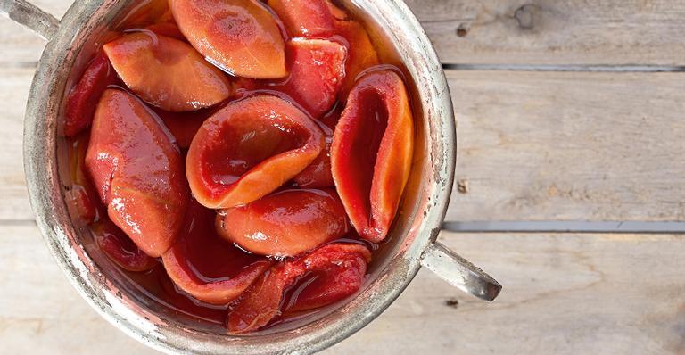 Compotas: jeito doce de conservar as frutas