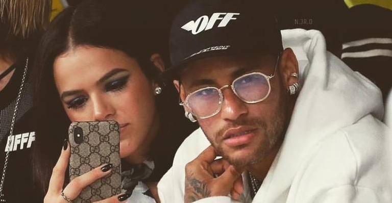 Bruna Marquezine e Neymar terminaram o relacionamento.