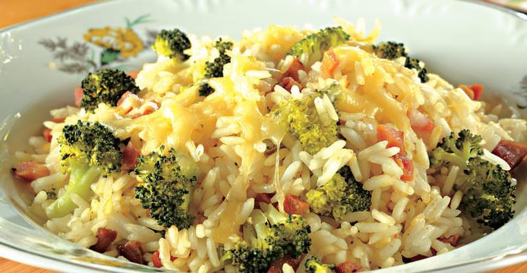 Ingredientes vão dar um gostinho a mais no seu arroz de todo dia!