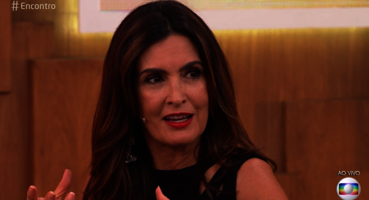Fátima Bernardes falou sobre relacionamento