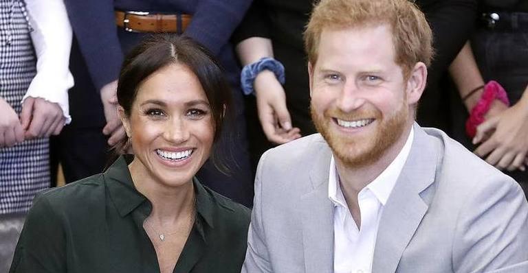 A nova residência já é conhecida pelo Duque e pela Duquesa de Sussex
