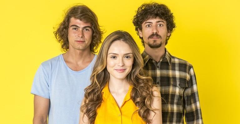 Rafael Vitti, Isabelle Drummond e Jesuíta Barbosa serão os protagonistas.