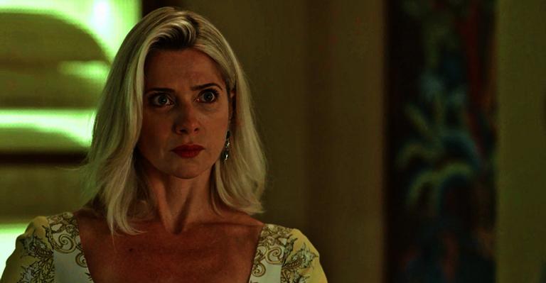 Letícia Spiller vive Marilda na trama das nove da TV Globo.