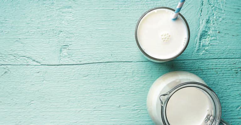 O leite é a mais rica fonte natural do cálcio