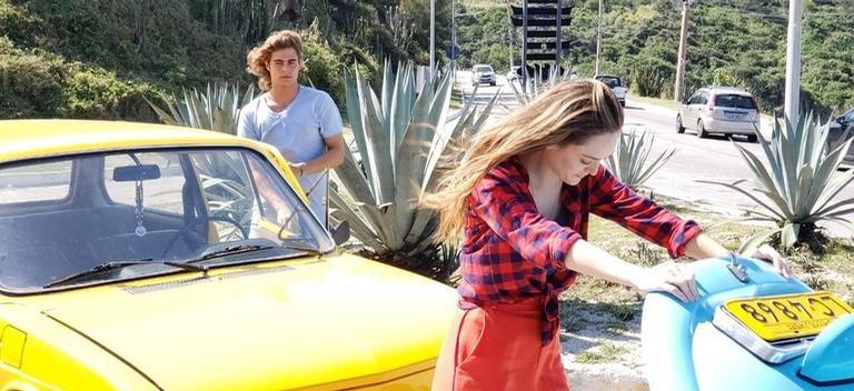 Rafael Vitti e Isabelle Drummond serão protagonistas da nova trama das sete.