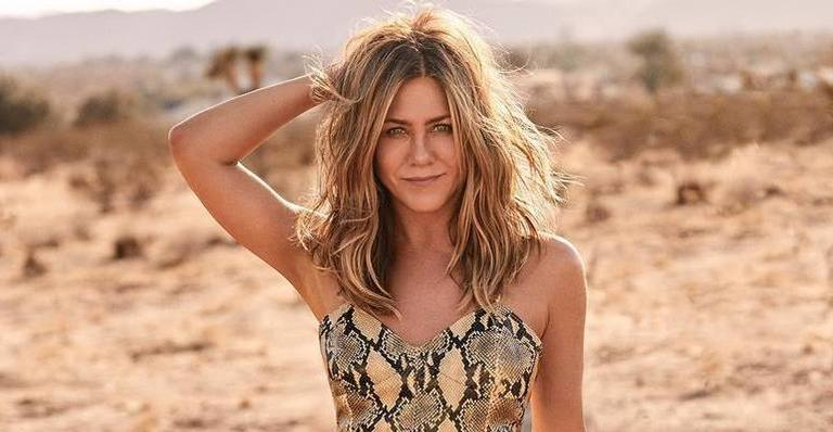 Jennifer Aniston já foi casada com Brad Pitt e Justin Theroux