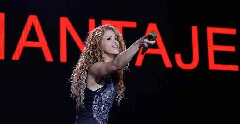 Governo diz que Shakira está devendo muito dinheiro