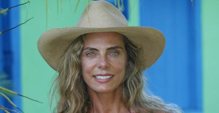 Bruna Lombardi é casada com o ator e diretor Carlos Alberto Riccelli.