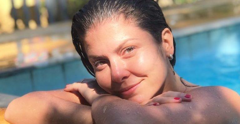 Bárbara Borges assumiu que não é fácil