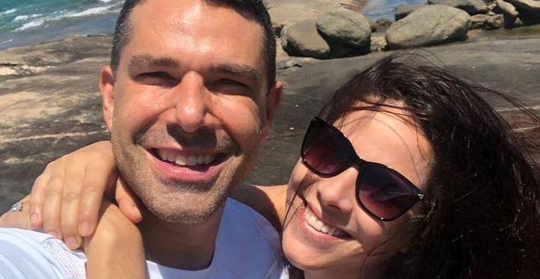 Wanessa Camargo está casada com Marcus Buaiz há 11 anos
