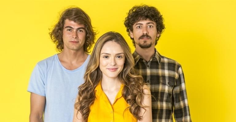Rafa Vitti, Isabelle Drummond e Jesuíta Barbosa são os protagonistas da nova trama das 7