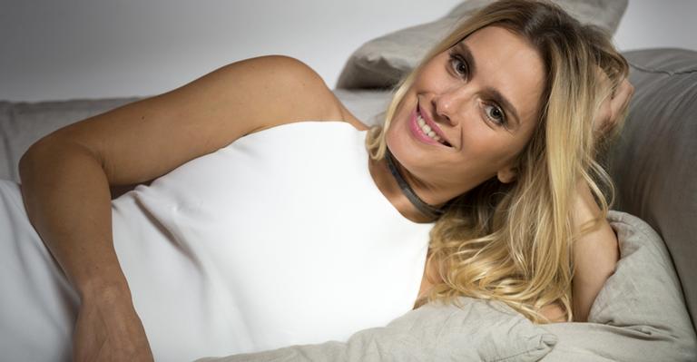A atriz Carolina Dieckmann.