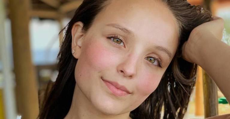 Larissa Manoela está no ar em 'As Aventuras de Poliana'.