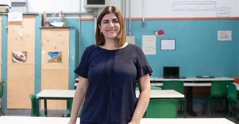 Débora Garofalo está no top 10 do maior prêmio para educadores do mundo