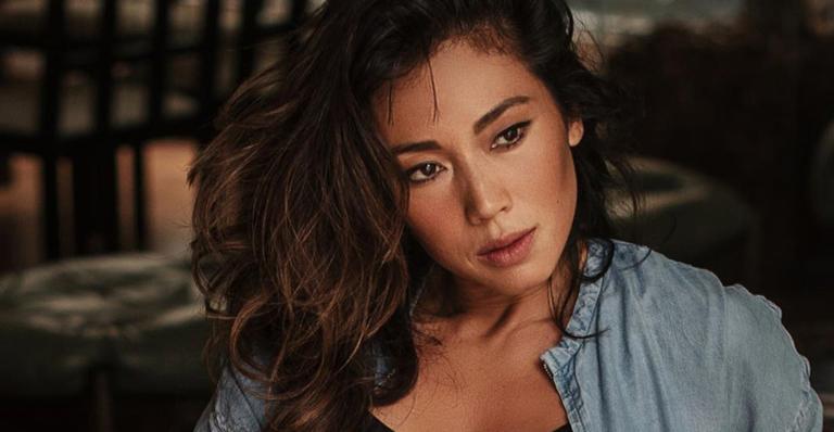 Danni Suzuki fez uma declaração sobre a relação com o ex