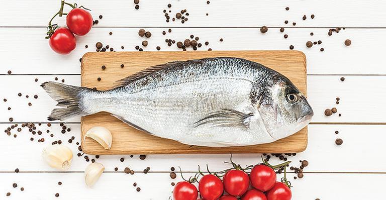Coloque o peixe no cardápio