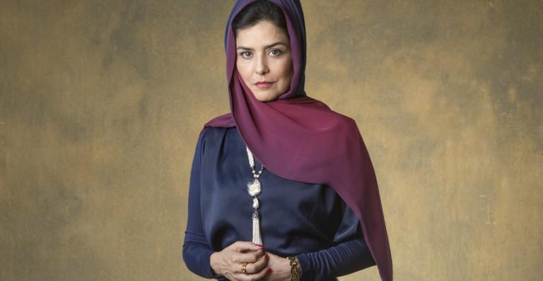 Soraia (Letícia Sabatella).