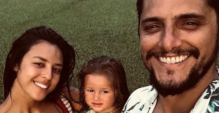 Bruno Gissoni, Yanna Lavigne e Madalena