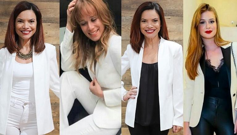 Veja como usar blazer branco com quatro looks modernos e estilosos