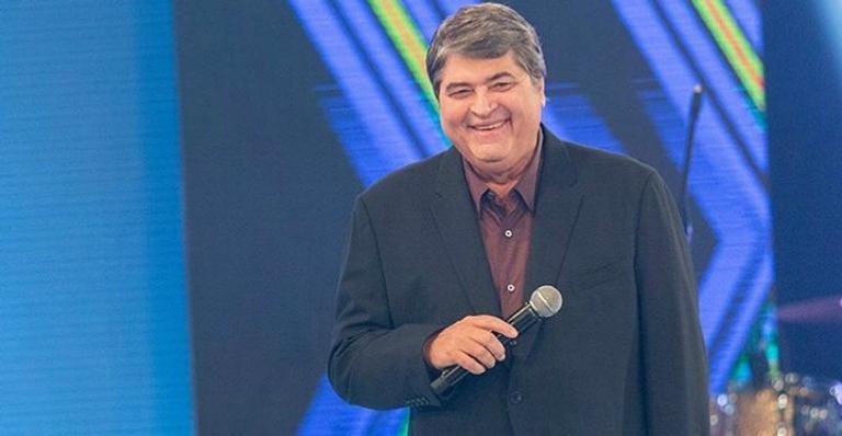 O apresentador José Luiz Datena.