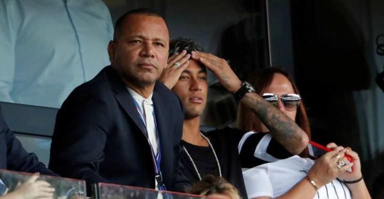 ''Era uma armadilha'', diz pai de Neymar sobre acusação de estupro