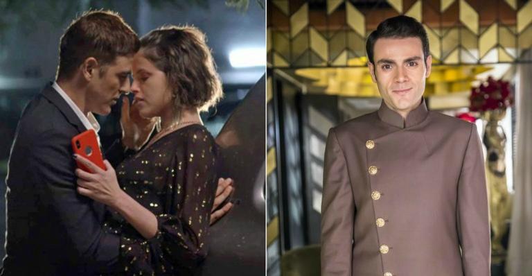 Josiane (Agatha Moreira) e Régis (Reynaldo Gianecchini) serão flagrados aos beijos por Jardel (Duio Botta).
