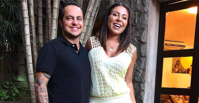 Grávida, Andressa Ferreira surpreende ao exibir barrigão