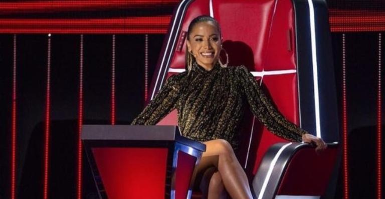 Cantora Anitta foi convidada para ser jurada do 'The Voice' e não aceitou
