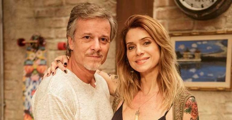 Marcello Novaes ganha declaração da ex, Leticia Spiller