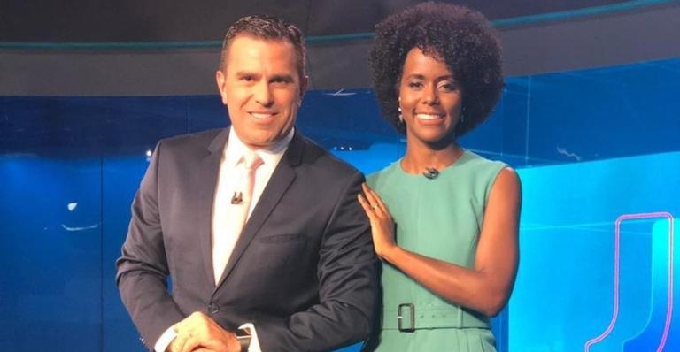 Destaque de Maju Coutinho pode estar causando climão na Globo