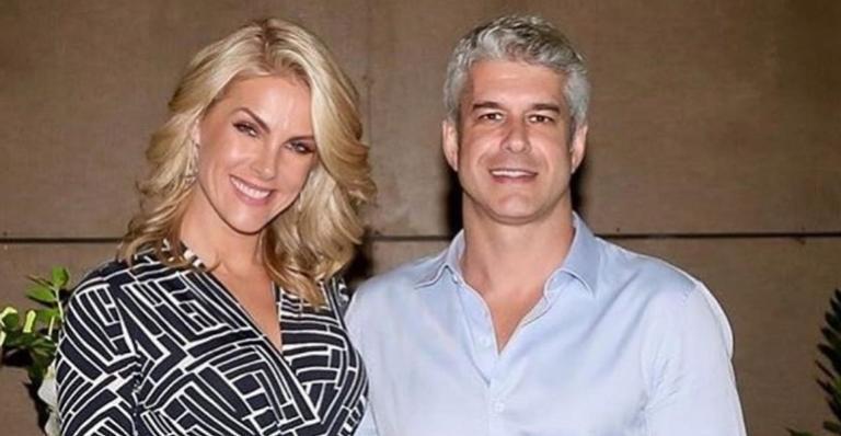 Ana Hickmann e o cunhado, Alexandre Corrêa