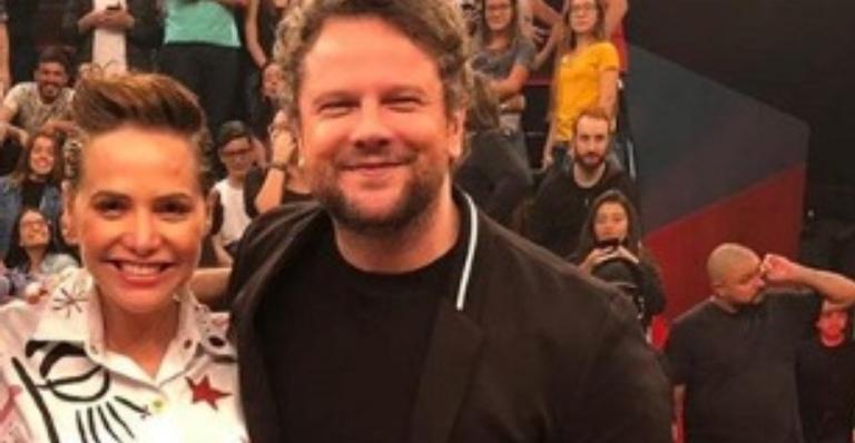 Ator Selton Mello revelou nome do primeiro herdeiro de Letícia Colin e Michel Melamed