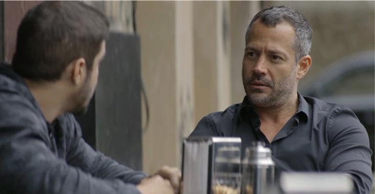 Agno é interpretado por Malvino Salvador, em 'A Dona do Pedaço'