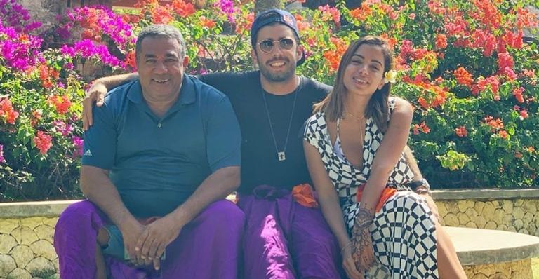 Mauro Machado, o 'Painitto', Pedro Scooby e Anitta