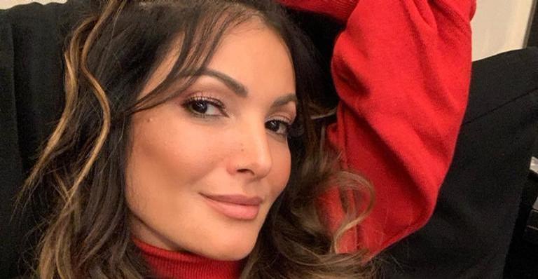 Segundo jornalista, Patrícia Poeta está negociando com a Record TV