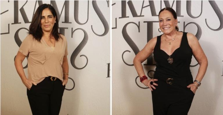 Gloria Pires homenageou Suzana Viera nas redes sociais