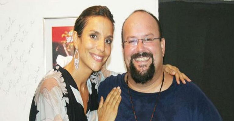 Morre o empresário Jesus Sangalo, irmão da cantora Ivete Sangalo