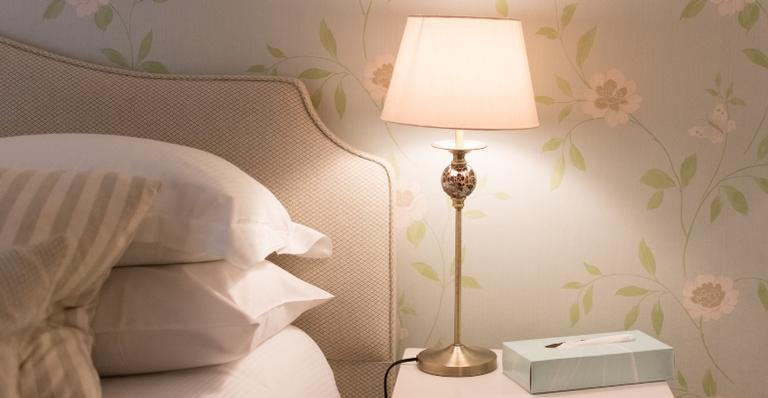 Prefira as lâmpadas de LED, pois consomem menos eletricidade