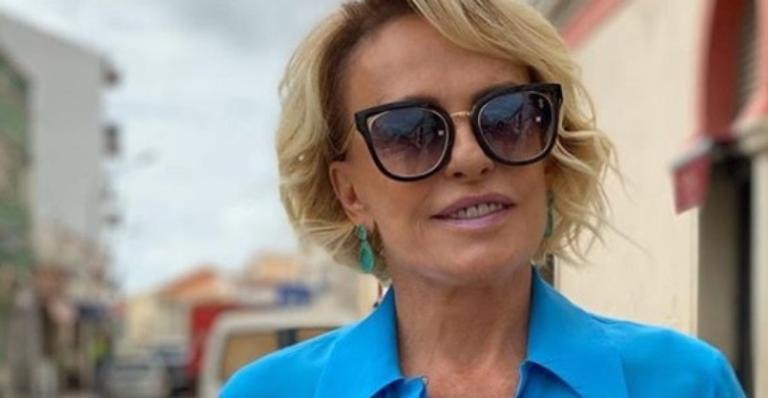 Ana Maria Braga comanda o 'Mais Você' na Rede Globo