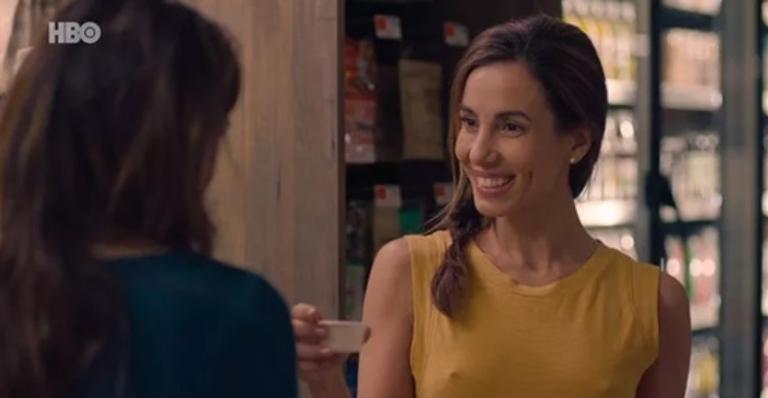 Tânia Khalill na série 'Mrs. Fletcher', da HBO