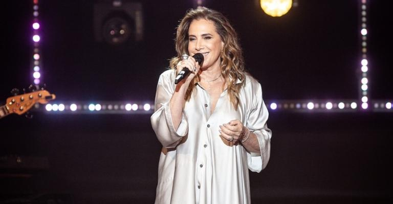 Totia Meireles fala sobre sua participação em reality musical
