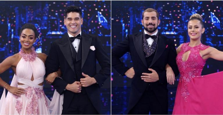 Após empate, Dandara Mariana e Kaysar Dadour lideram ranking no 'Dança dos Famosos'