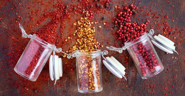 Especialista indica qual pimenta é ideal para cada receita